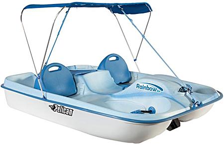 Pelican Rainbow DLX Pedal Boat