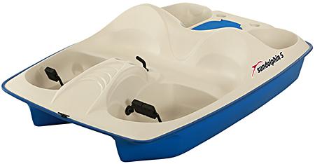 Sun Dolphin 5 Pedal Boat