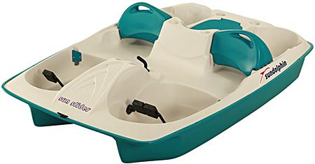 Sun Dolphin Sun Slider 5 Pedal Boat