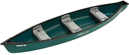 Sun Dolphin Scout 14 SS  Square Stern Canoe