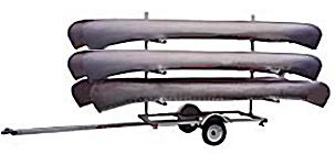 Magneta UCT6 Canoe Trailer