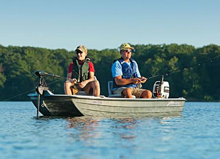 Pro 102 Fishing Boat