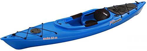 Sun Dolphin Aruba 12 SS Blue