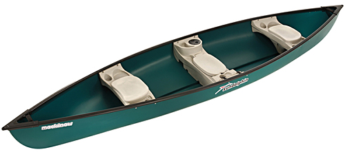 Sun Dolphin Mackinaw 156 Canoe