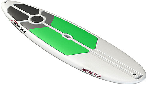 Sun Dolphin Ahala 10.5 Stand Up Paddle Board