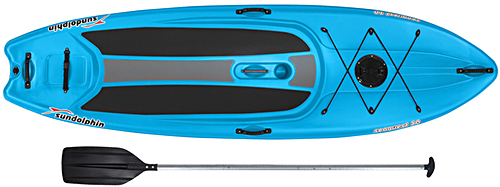 Sun Dolphin Seaquest 10 Stand Up Paddle Board