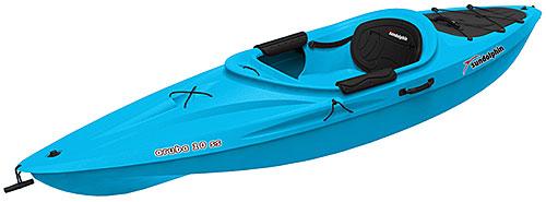 Sun Dolphin Aruba 10 SS Kayak Ocean