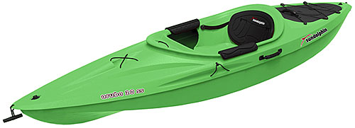 Sun Dolphin Aruba 10 SS Kayak Lime