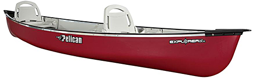 Pelican Explorer 14.6 DLX Canoe