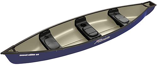 Sun Dolphin Scout Elite 14 SS Canoe