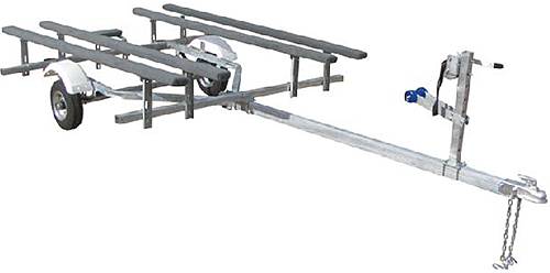 Magneta EIBT1 Inflatable Boat Trailer