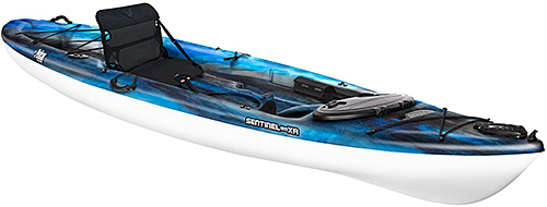 Pelican Sentinel 120XR Sit On Top Kayak
