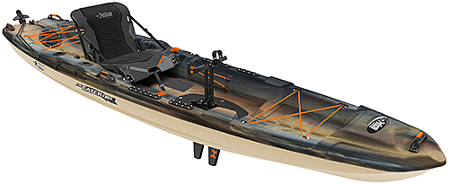 Pelican Catch 130 Fishing Kayak