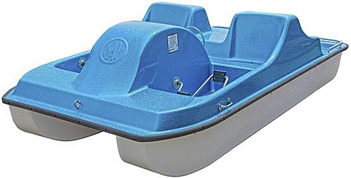 Kaypark Pedal Cruiser 4 - Blue Glitter