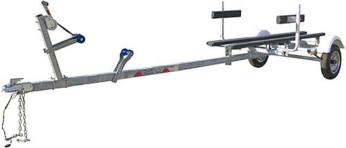 Magneta USSCT1 Square Stern Canoe Trailer