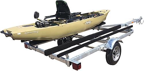 Genesis Pro-Angler 2 Kayak Trailer