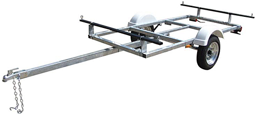 Magneta RRT60XL Canoe Kayak Rack Trailer