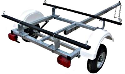 Magneta RRT60 Multi-Sport Rack Trailer