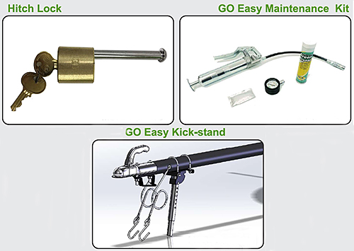 Sylvansport GO-Easy Trailer Accessories