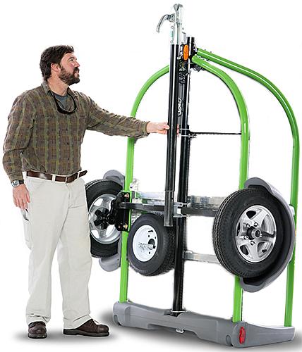 Sylvansport Essential Trailer Upright For Storage
