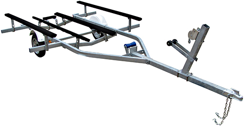 Magneta UIBT2 Inflatable Boat Trailer