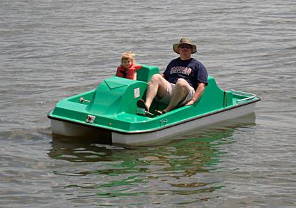 KayPark Pedal Cruiser II